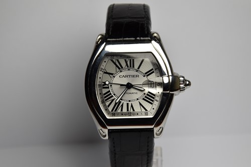 Immagine di CARTIER ROADSTER GMT