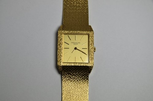 Immagine di PATEK PHILIPPE YELLOW GOLD MANUAL