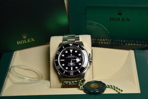 Immagine di ROLEX SUBMARINER DATE 41mm
