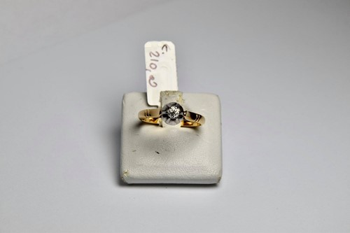 Immagine di ANELLO DIAMANTE