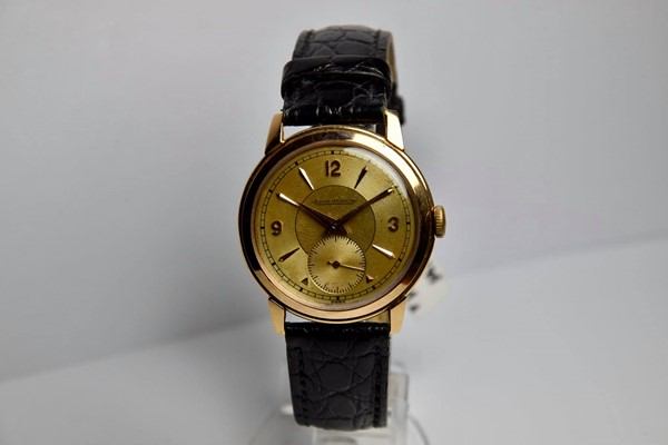 Immagine di JAEGER-LECOULTRE ROSE GOLD MANUAL