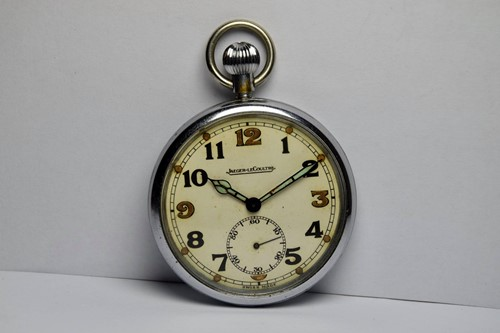 Immagine di JAEGER-LECOULTRE POCKET WATCH MILITARY